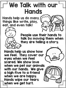 Hand to Heart Writing and Literacy