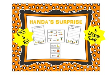 Handa's Surprise Plan and Resources