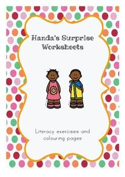 Handa's Surprise Worksheets