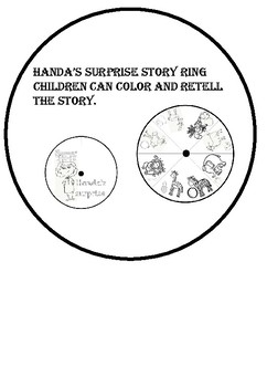 Handa's surprise story ring