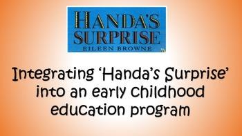 Handa's Surprise Learning Pack