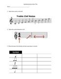 Handbell Audition Test, Music Knowledge Quiz