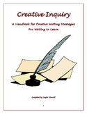 Handbook for Creative Writing Strategies