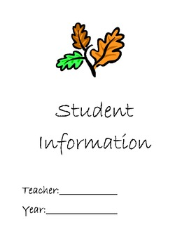 Handbook of Exceptional Student Information