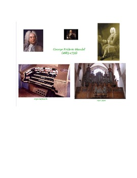 Handel Composer Biography