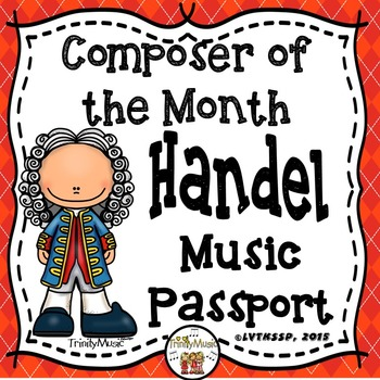 Handel Passport (Composer of the Month)