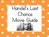 Handel's Last Chance Study Guide Worksheet