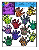 Handful of Dots {Creative Clips Digital Clipart}