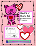 Handful of Hearts~Comparing & Ordering Sizes