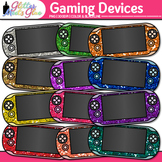 Gaming Device Clip Art: Game Technology Graphics {Glitter Meets Glue}