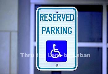 Handicap Sign Stock Photo #169