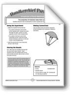 Handkerchief Parachute (Properties of Earth Materials)