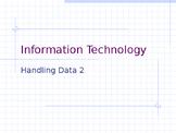 Handling Data 2