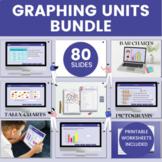 Handling Data - 2nd - 3rd Grade Bundle