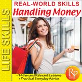 Real-World Life Skills- HANDLING MONEY: Reading Comprehension, Banking, Venmo