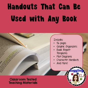Handouts That Can Be Used with Any Book