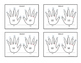 Skip-Counting by 10 Multiplication Handprint