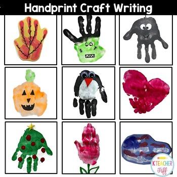 Handprint Writing