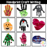 Handprint Writing