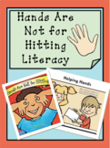 Hands Are Not For Hitting Literacy