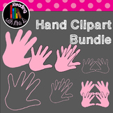 Hands Clipart Bundle