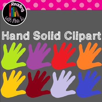 Hands Clipart Bundle