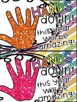 Hands Down!
