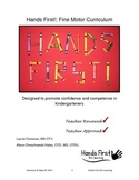 Hands First! Fine Motor Curriculum (Digital Download)