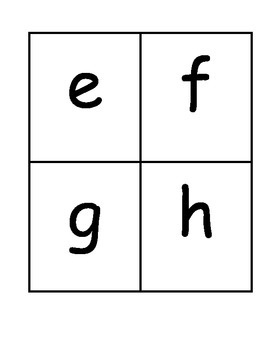 Hands-Off, Harry ! Alphabet Game