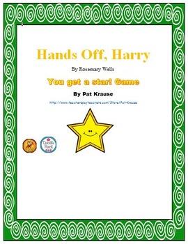 Hands-Off, Harry Bundle (Letter Recognition, Text Question