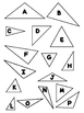 Types of Triangles Classifying Triangles Activity Types of Triangles Activities