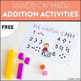 Hands On Addition Activities