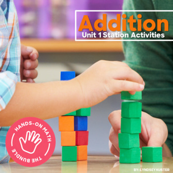 Hands-On Math: Addition Station Activities