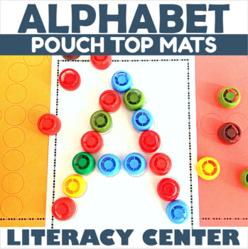 Hands On Alphabet and Number Mats