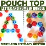 Hands On Alphabet and Number Mats BUNDLE