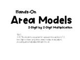 Hands-On Area Models TEKS 4.4C