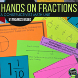 Fraction Unit:  Teaching Fractions for Conceptual Understa