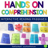 Hands On Comprehension - Interactive Reading Passages