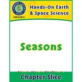 Hands-On STEAM - Earth & Space Science: Seasons Gr. 1-5