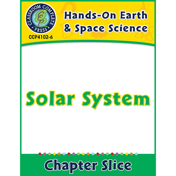 Hands-On - Earth & Space Science: Solar System Gr. 1-5