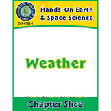 Hands-On STEAM - Earth & Space Science: Weather Gr. 1-5
