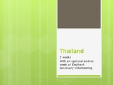 Hands On Education- Thailand