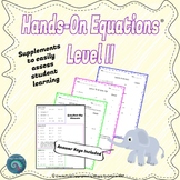 Hands-On Equations: Level II