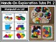 Hands-On Exploration Tubs PART TWO (Fine Motor, Morning Work, Morning Tubs)