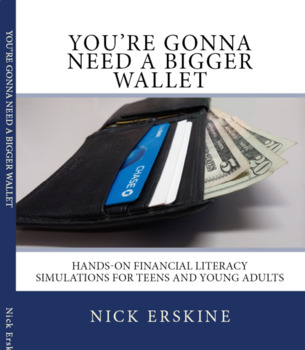 Book About Hands-On Financial Literacy Simulations for Teens & Young Adults