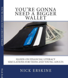 Book About Hands-On Financial Literacy Simulations for Tee