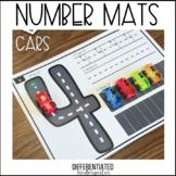 Hands-On, Fine Motor Number Car Mats