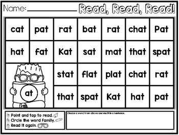 Hands-On Fluency Bundle Part 1: Read, Read, Read