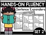 Hands-On Fluency Bundle Part 2: Sentence Expanders