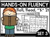 """Hands-On Fluency Bundle Part 3: Roll, Read, """"X"""" It"""